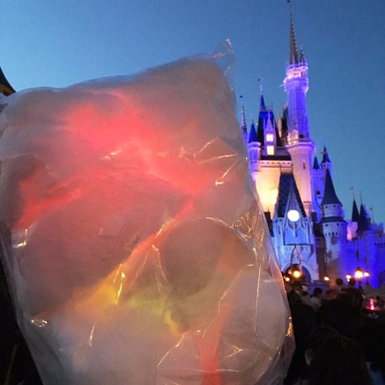 Disney Light-Up Cotton Candy