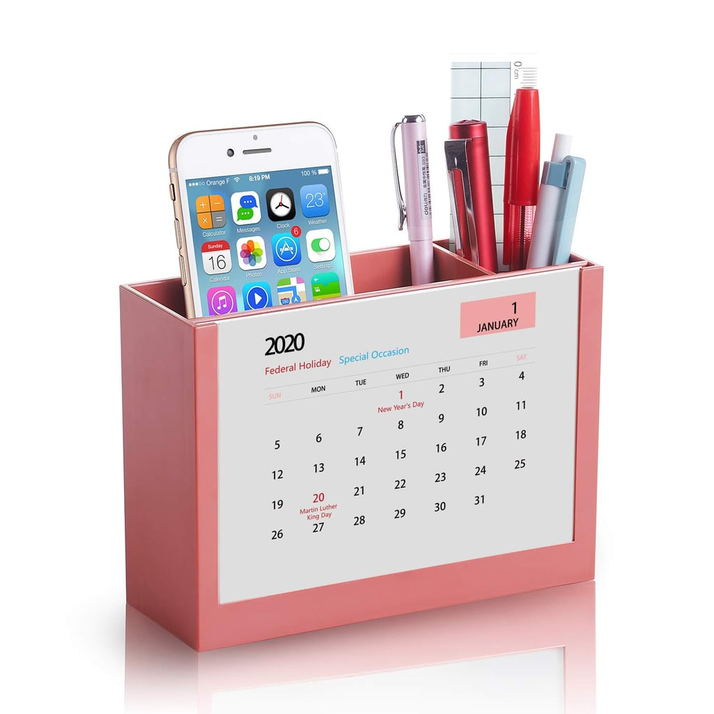 Pencil Holder Pen Cup For Desk Organiser  Best Desk Organisers