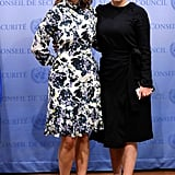 Princess Eugenie at the UN Headquarters in NYC