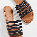 Madewell The Addie Slide Sandals