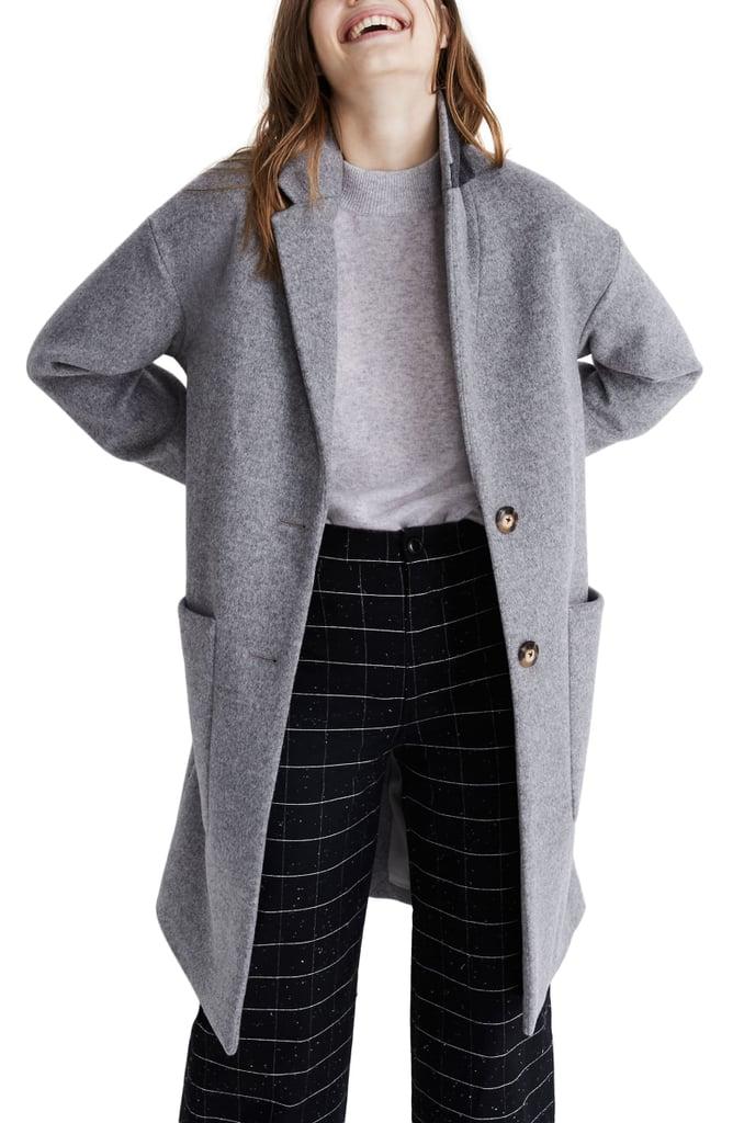 Madewell Elmcourt Coat
