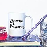 Espresso Patronum Mug ($14-$19)