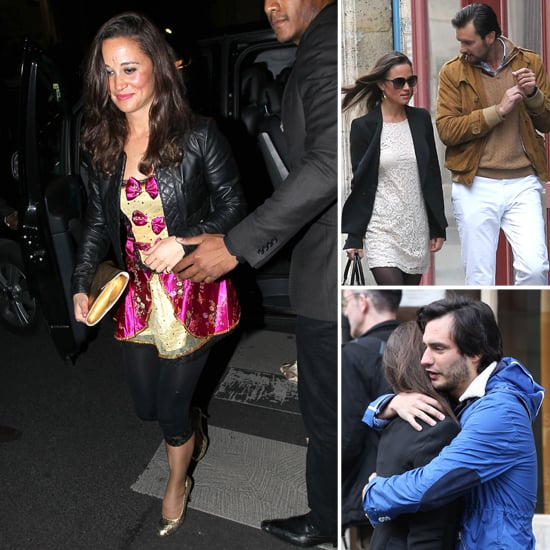Pippa Middleton Runs Into Trouble During a Posh Paris Weekend