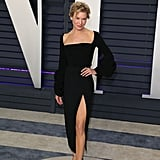 Renée Zellweger at the 2019 Vanity Fair Oscar Party