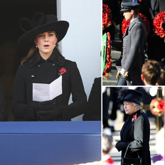Kate Middleton at Remembrance Sunday 2012 | Pictures
