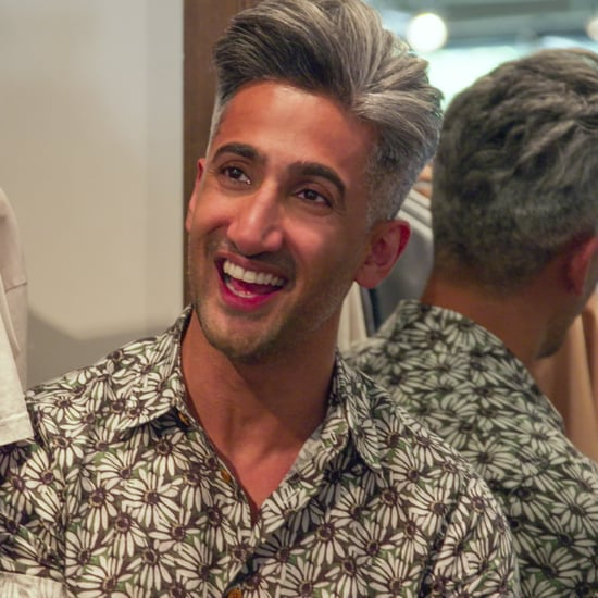 Reactions to Tan France in Queer Eye Season 2