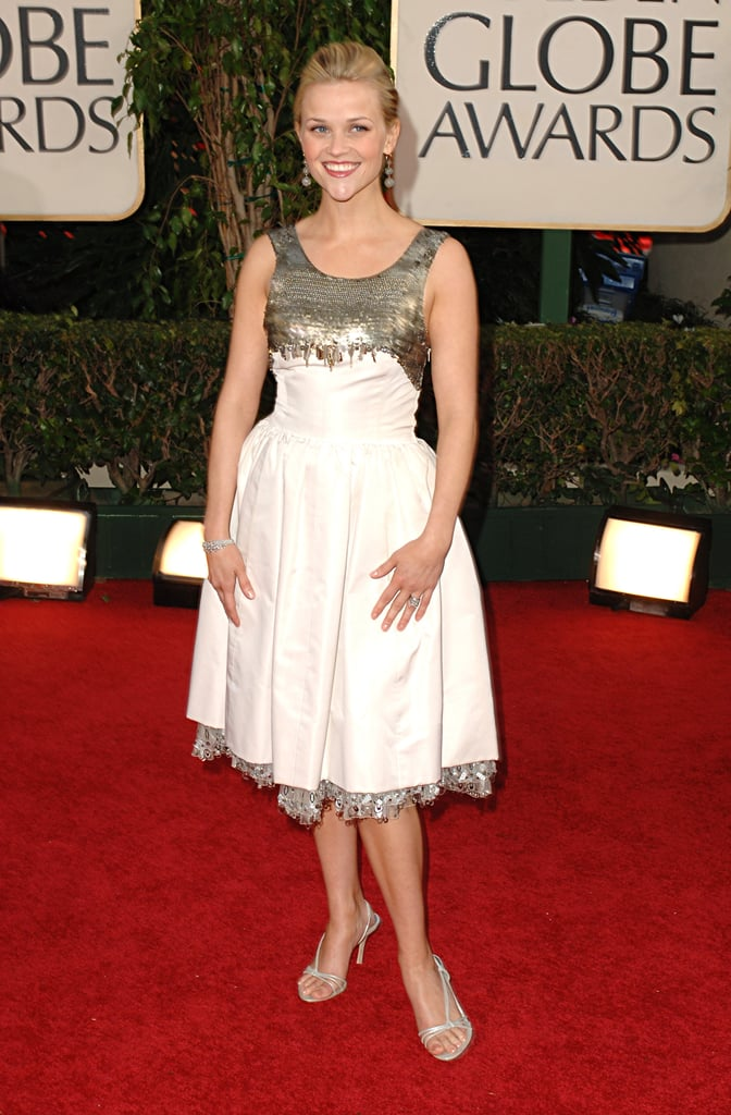 Reese Witherspoon at the 2006 Golden Globe Awards