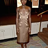 Lupita Nyong'o at the AARP Gala