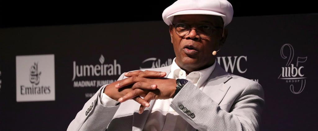 Samuel L. Jackson's Dubai Photo Diary | December 2016