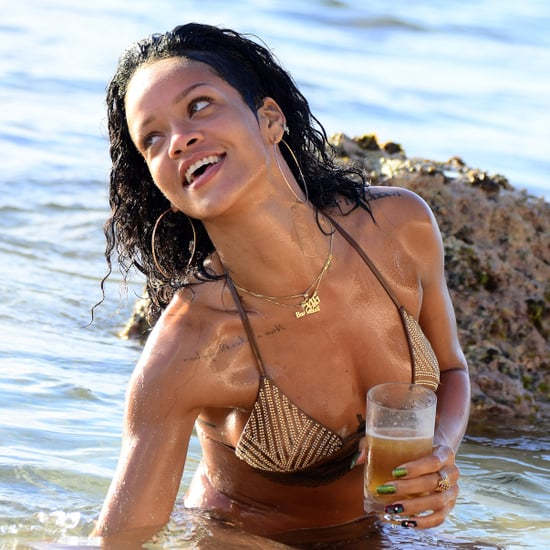 Rihanna in Her Bikini Pictures in Barbados