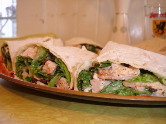 'Wich of the Week: Chicken Caesar Wraps