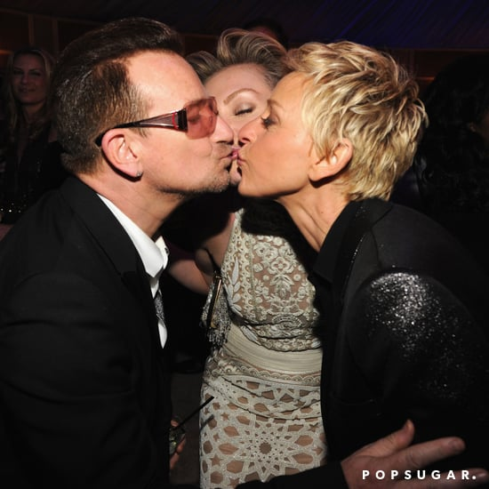 Best Kisses at 2014 Award Shows