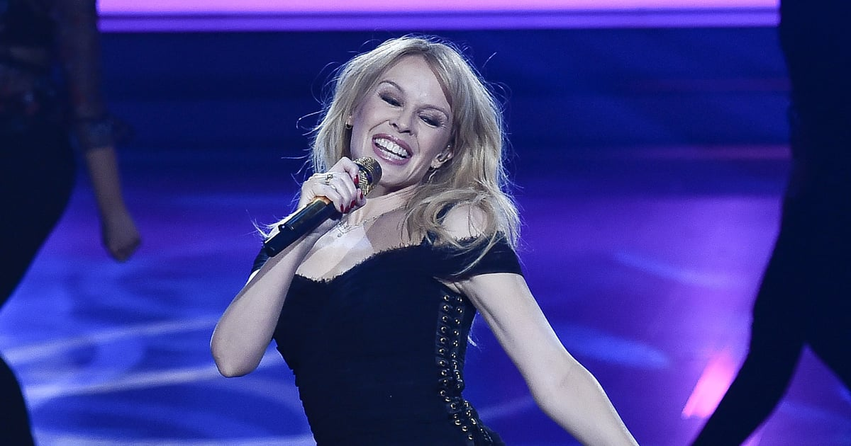 """When Two Icons Collaborate: Listen to Kylie Minogue's Fabulous Cover of Lady Gaga's """"Marry the Night"""".jpg"""