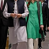Kate Middleton With Imran Khan in Pakistan