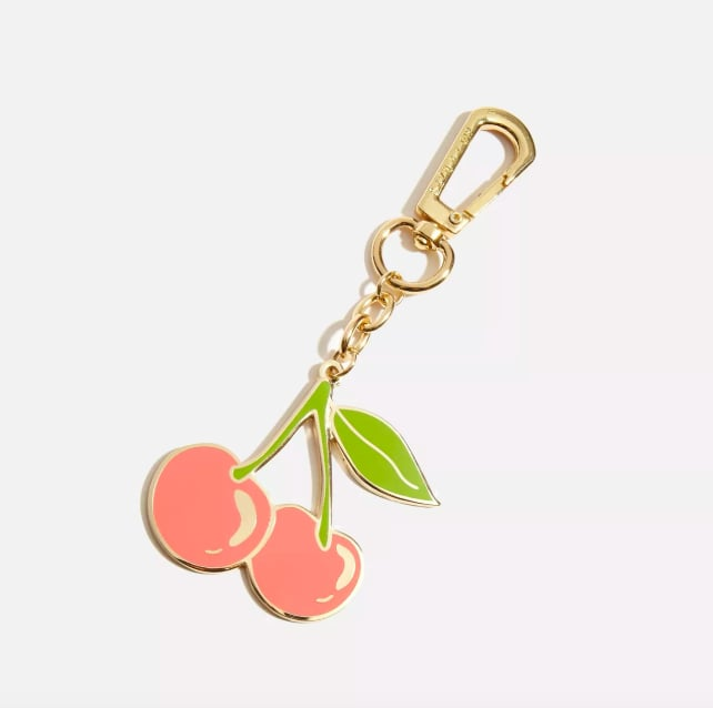 Skinnydip Scented Cherry Key Charm