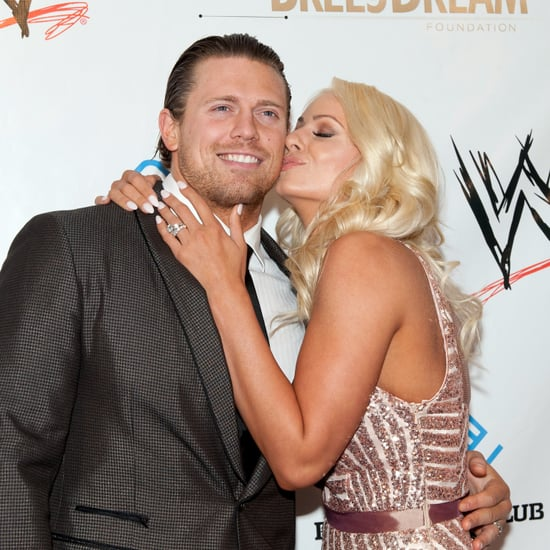 "Maryse Ouellet and Mike ""The Miz"" Mizanin Pictures"