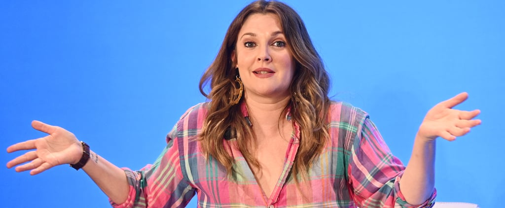 "Drew Barrymore on Homeschooling Kids: ""I Cried Every Day"""