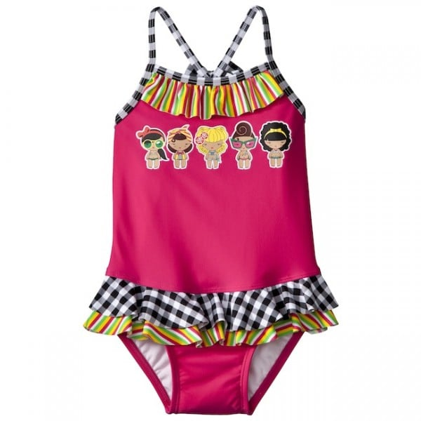 Gwen Stefani Harajuku Mini Summer Clothes Target