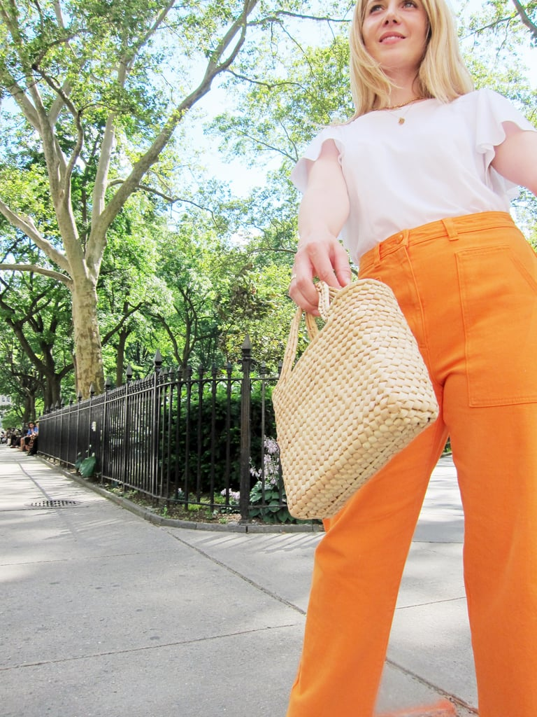 Summer Essential: The Ruffle-Sleeve Tee