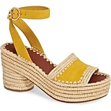 Tory Burch Arianne Platform Ankle Strap Sandals