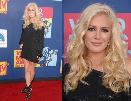 MTV Video Music Awards: Heidi Montag