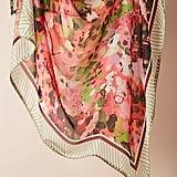 Bl-nk Rebero Floral Silk Scarf