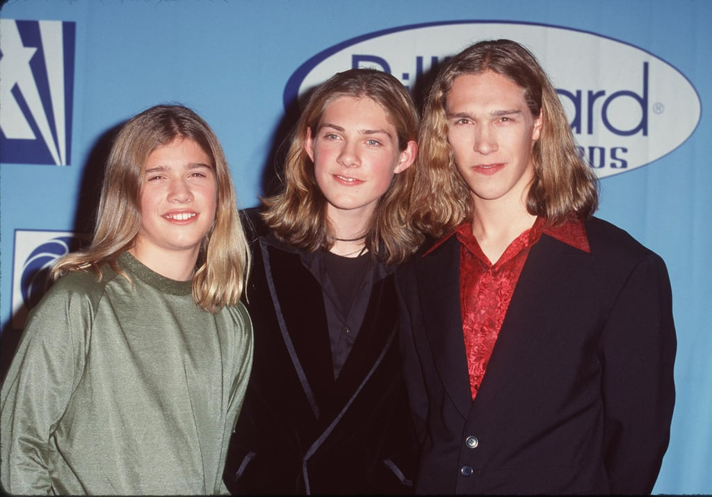 Hanson The Evolution Of Boy Bands Popsugar
