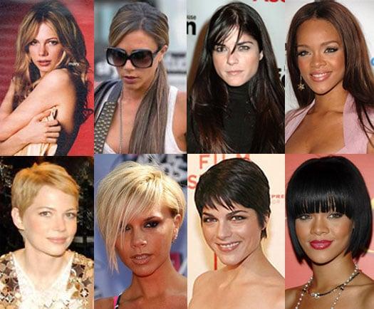 Whose Drastic Celebrity Haircut Do You Like Best?