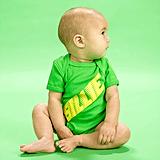 Blohsh Onesie in Green
