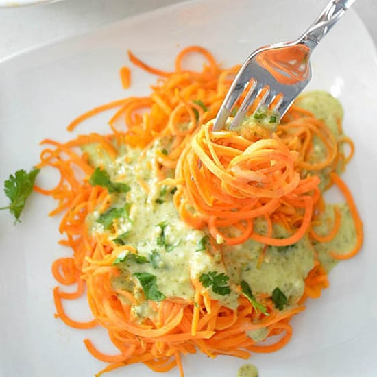 Sweet Potato Noodles Recipe