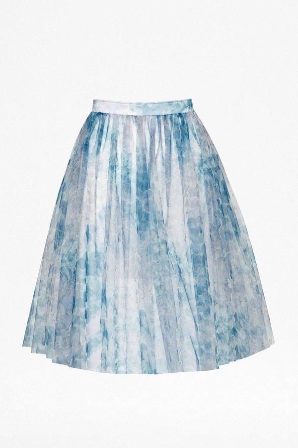 french connection floral full skirt full skirt trend. Black Bedroom Furniture Sets. Home Design Ideas