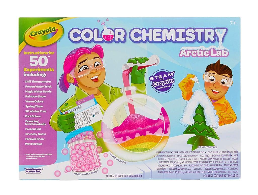Crayola Artic Color Chemistry Set For Kids