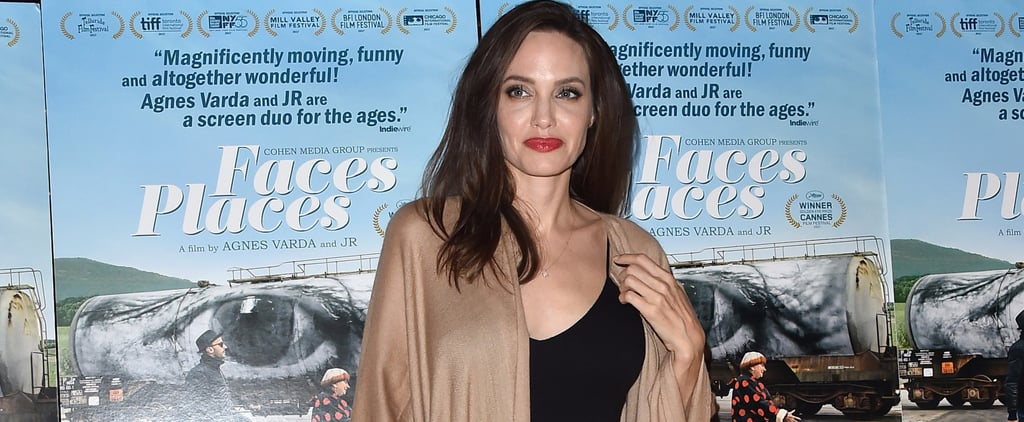 Angelina Jolie Just Made the Most Unexpected Accessory Red Carpet Appropriate
