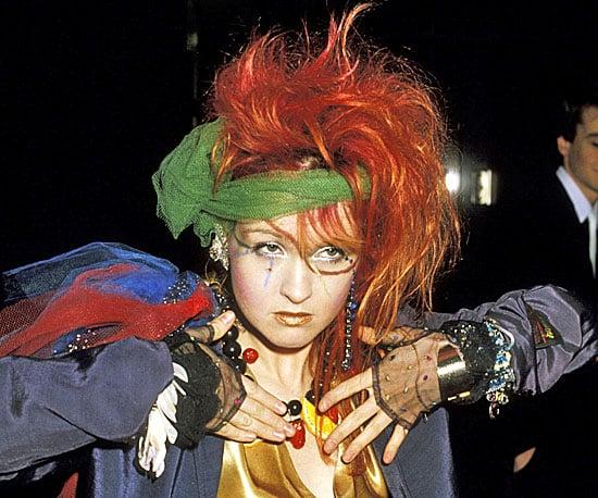 Cyndi Lauper, 1984