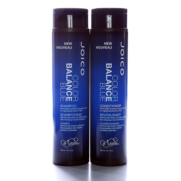 Joico Color Balance Blue Shampoo and Conditioner, $29.95