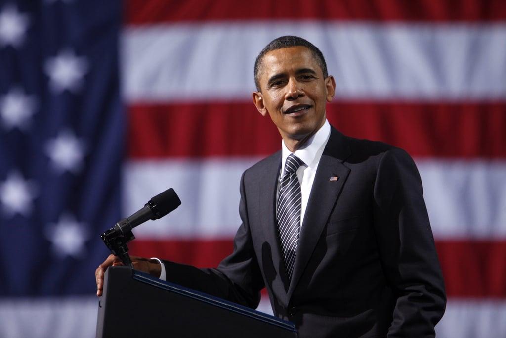 Barack Obama Brought Change