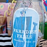 Paradise Falls Chocolate Coins