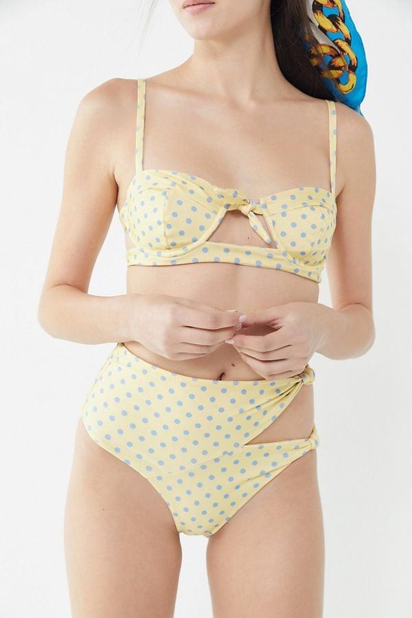 For Love & Lemons Limoncello Bikini