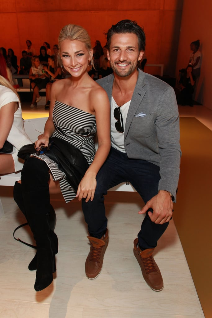 Anna Heinrich and Tim Robards — Day 5