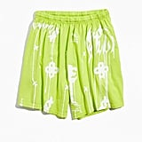 Billie Eilish UO Exclusive Allover Print Short