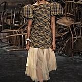 Puffy Sleeves on the Khaite Runway at New York Fashion Week