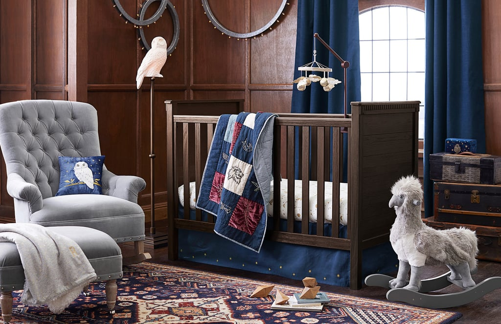 This nursery is so sophisticated!