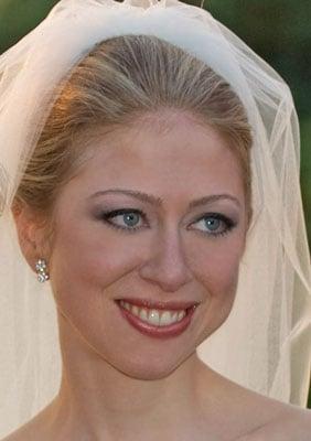 How to Get Chelsea Clinton's Wedding Makeup