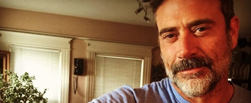 Our Hearts Can't Handle the Story Behind Jeffrey Dean Morgan's Tattoo