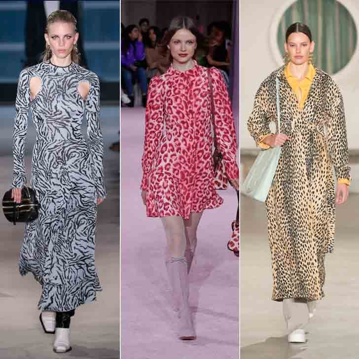 Fall Fashion Trends 2019: Wild Prints