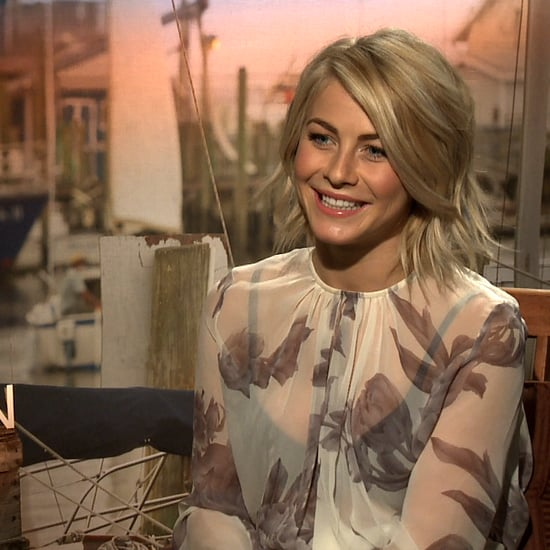 Julianne Hough Interview on Safe Haven (Video)