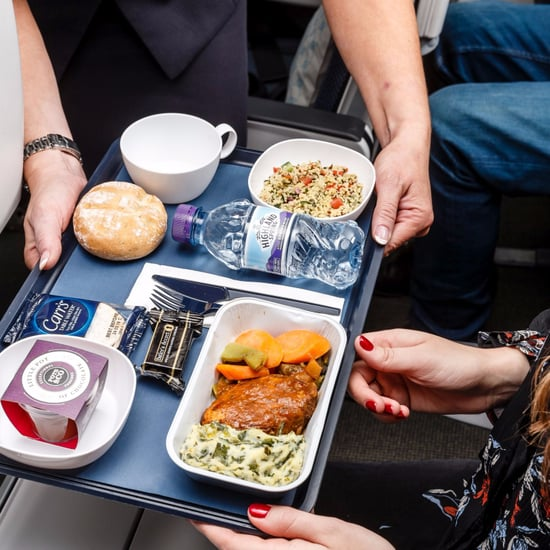 British Airways Adds Arabic Element to Meals