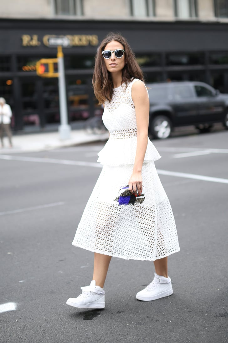 Nyfw Street Style Day 3 All The Best Street Style From New York Fashion Week Popsugar