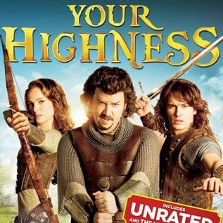 New DVDs For August 9 Include Paul and Your Highness