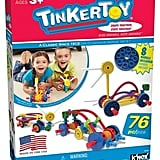 K'Nex Tinkertoy Whild Wheels Building Set